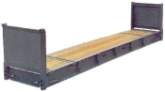 FLAT RACK COLLAPSIBLE 40'